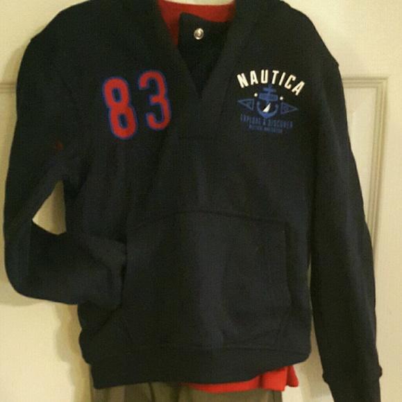 Nautica Other - NOT NAUTICA BOYS 3 PIECE HOODIE SET SIZE  5/6